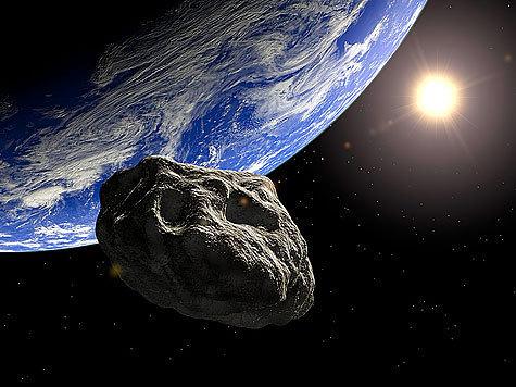 Астероид QG42 пролетел мимо Земли