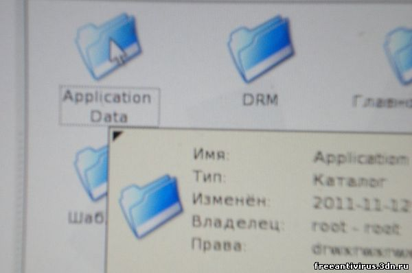 папка - Application Date